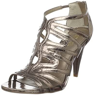 Kenneth Cole REACTION Women's One 2 Know Sandal,Bronze,10 M US