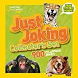 National Geographic Kids Just Joking Collector's Set (Boxed Set): 900 Hilarious Jokes About...