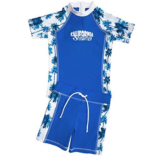 FEDJOA Shirt Anti UV avec Shorty - WAïMEA - Innovation Anti Sable