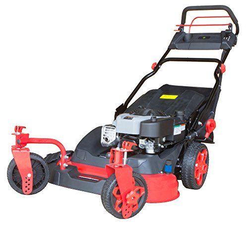 PowerSmart DB8611-26BS 26 Inch Briggs and Stratton Self Propelled Mower most useful Cost