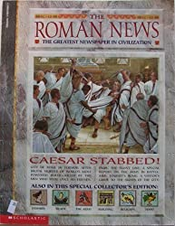 The Roman News [Taschenbuch] by Langley, Andrew