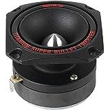 Genius GPRO-T09 1 150 Watts-Max Tweeter Car Audio Aluminium Diaphragm 4-Ohms