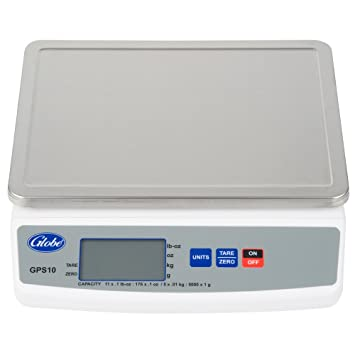 Globe Food Digital Portion Control Scale