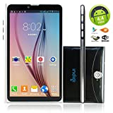 Indigi Phablet Phone 3G SmartPhone 7.0'' QHD Capacitive Touch Screen Android 4.4 Tablet PC (GSM Unlocked)