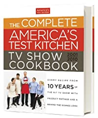 This newly revised edition of The Complete America's Test Kitchen TV Show Cookbook includes all 18 seasons (including 2018) of the hit TV show in a lively collection featuring more than 1,150 foolproof recipes and dozens of tips and technique...
