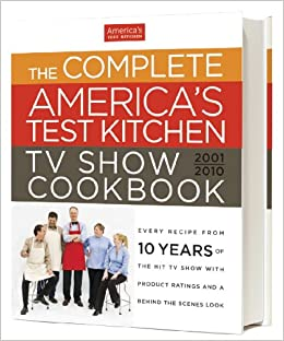 America S Test Kitchen Cookbook Amazon