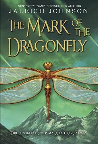 (The Mark of the Dragonfly (World of Solace Series Book 1))