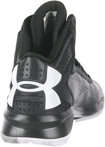 Torch Under Black Men's Armour Basketball Shoe wwgPZq