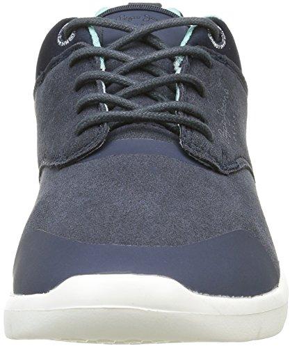 Jayden Jeans Pepe 585marine Basses Homme Baskets Low Bleu qz5aBT