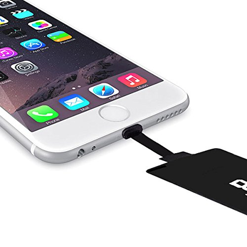 iphone 6 charger not working bezalel i6 qi wireless charger charging receiver patch 3388