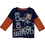 Disney Boys' Planes Jolly Wrenches Long Sleeve T-Shirt