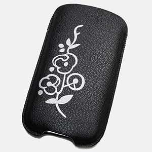 Funda Pochette de piel sintética L para Samsung Galaxy A