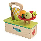 Weighing Scale - Pretend Food Play Grocery Supermarket Shopping Game Toy for Kids 3 Year +