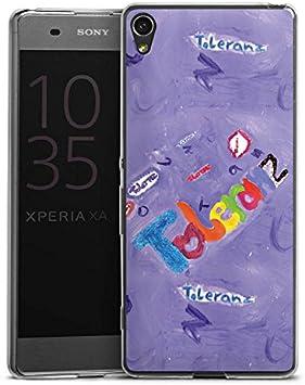 Sony Xperia XA móvil Case Funda Móvil Niños Dibujo Maram: Amazon.es: Electrónica
