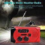 WJR Portable Solar Radio, FM AM Stereo