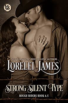 Strong Silent Type (Rough Riders) by [James, Lorelei]