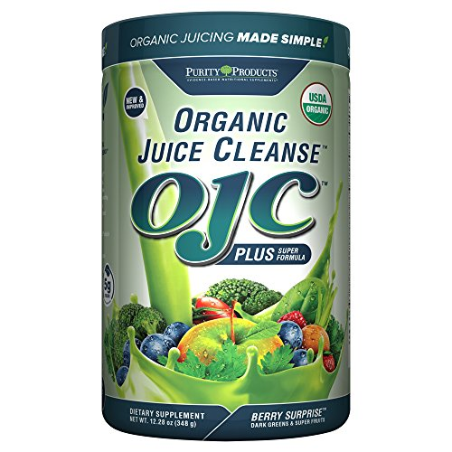 Certified Organic Juice Cleanse - (OJC) Plus - Berry Surprise - (12.28 oz - 348 g) from Purity Products
