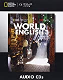 World English with TED Talks 3 - Intermediate - Audio CDs (2nd Edition)