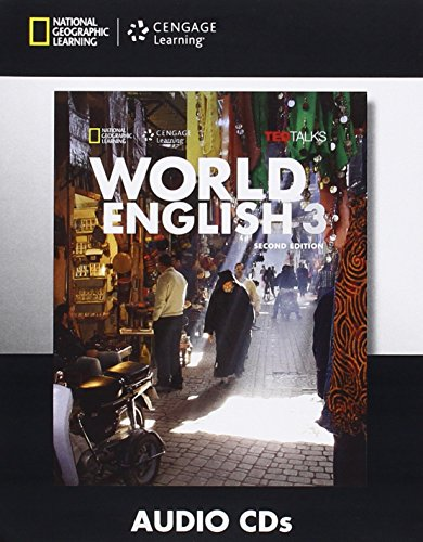 World English with TED Talks 3 - Intermediate - Audio CDs (2nd Edition) by South-Western