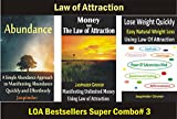 law of attraction how to lose weight fast and manifest abundance and unlimited money with law of attraction a combo of law of attraction money and fast learn to manifest your dream life book 3
