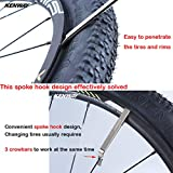 Tragoods Premium Bicycle Tire Lever Tyre Spoon Iron