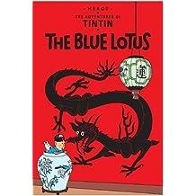 Tintin & the Blue Lotus