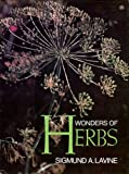 Wonders of Herbs, Sigmund A. Lavine, 0396072941