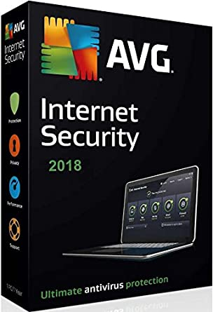 FREE AVG Internet Security 2018 - 12 Months Licence @ SharewareOnSale