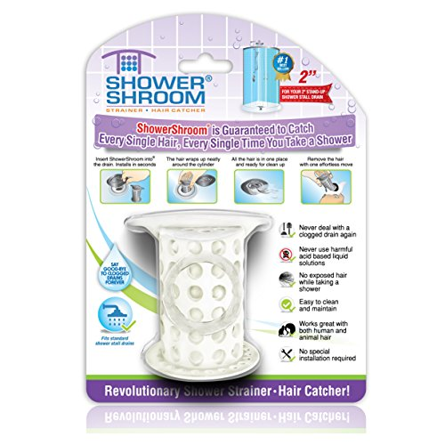 ShowerShroom Revolutionary Stand Up Protector Strainer product image