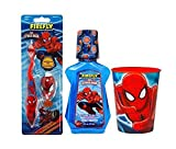 Marvel Spiderman Super Hero Inspired 4pc Bright