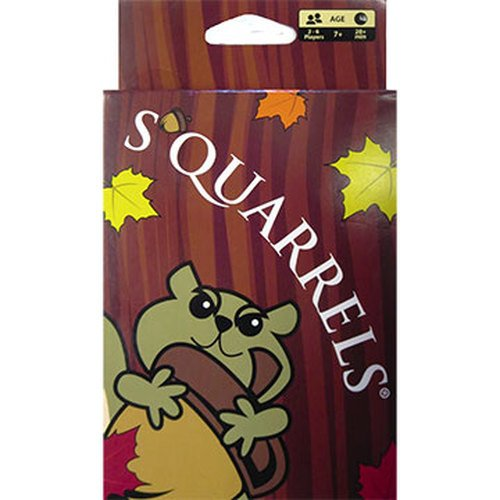 S'Quarrels: The Game of Absolute Nuts (Deer In The Headlights Card Game Rules)