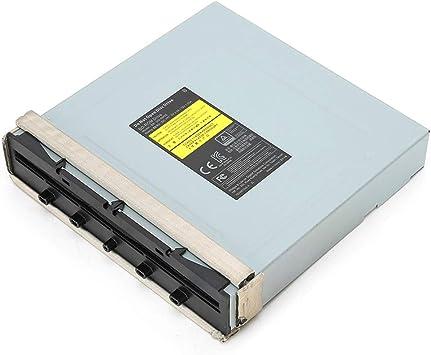 Garsentx Unidades de DVD internas, reemplazo del Controlador de DVD de CD BLU-Ray para la Consola Xbox One S.(DG-6M5S-01B): Amazon.es: Electrónica
