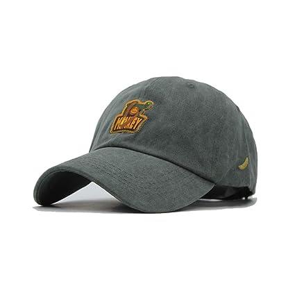 Magosca Algodón Hombres Gorras De Béisbol Sombreros Del Snapback ...