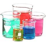Bécher gradué en verre borosilicate Ensemble de gobelets, tasses, gobelets Borosiliate