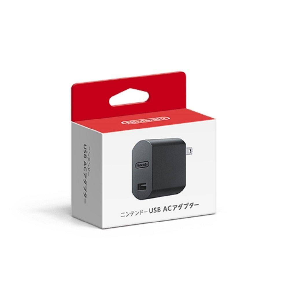 ニンテンドー USB ACアダプター