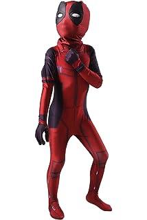 danlier kids onesie dress up pretend play cosplay spandex halloween party full bodysuits