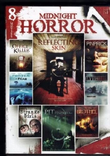 8-Film Midnight Horror Collection