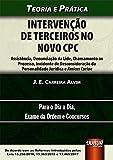 Intervenção de Terceiros no Novo CPC
