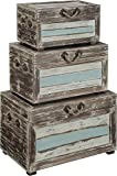 Coast to Coast Three Piece Trunk Set