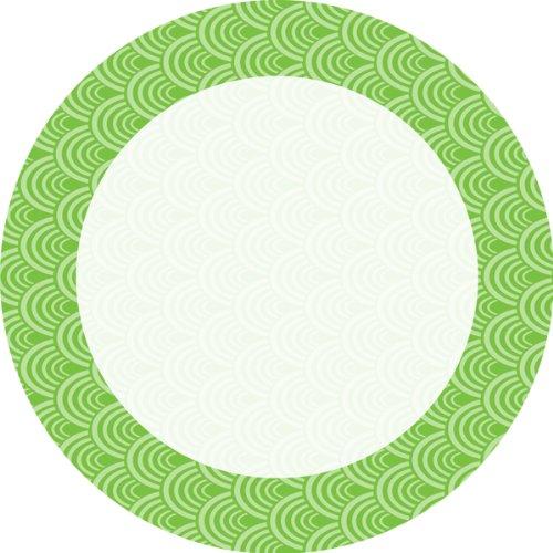Carson Dellosa - Lemon Lime Mini Colorful Cut-Outs, Classroom Décor, 36 Pieces