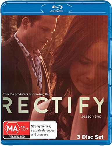 Rectify Season 2   3 Discs   NON-USA Format   Region B Import - Australia