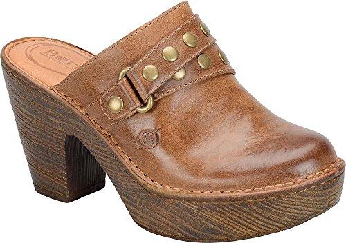 Born Brown Clogs (Born - Womens - Marney)