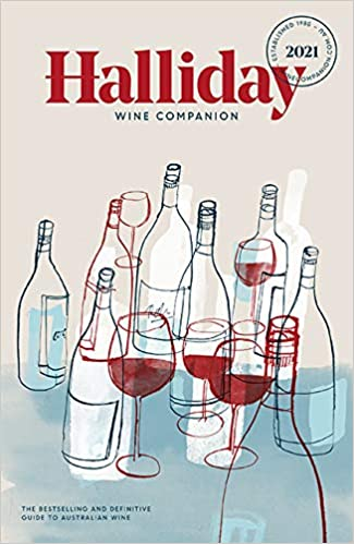 Best Selling Phone 2021 Halliday Wine Companion 2021: The bestselling and definitive guide
