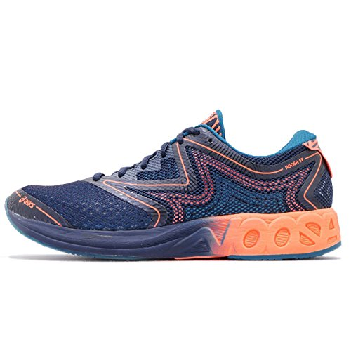 BLUE ASICS HOT Blue FF BLUE ORANGE THUNDER Men Thunder Indigo Blue Orange HOT Noosa INDIGO SvSqTF4