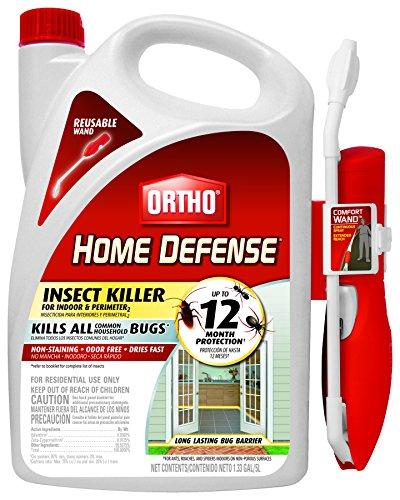 - Ortho 0221500 Home Defense Max Insect Killer for Indoor and Perimeter RTU Wand