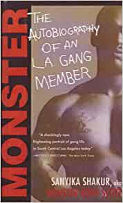 themes in the book monster by kody scott Monster: the autobiography of an la gang member is a memoir about gang life aka monster kody scott metcalf mentioned a few themes of the book as self.