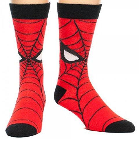 Spider-Man Crew Sock ()