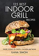 Delicious meals that will let you enjoy the ease of grilling all year round.         Indoor grills are versatile and usable year-round, the perfect kitchen alternative to outdoor BBQing especially on days when the weather doesn't coop...