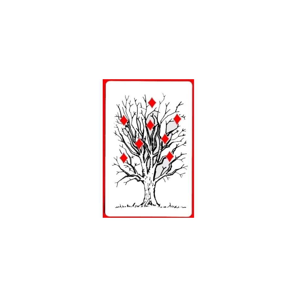 Tree of Diamonds   Royal Gaff / Card Magic Trick