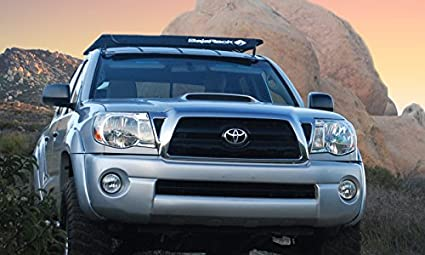 Amazon Com Bajarack 2005 2018 Toyota Tacoma Flat Basket Roof Rack